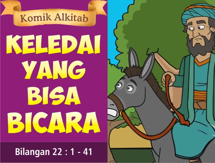 Keledai yang Bisa Bicara