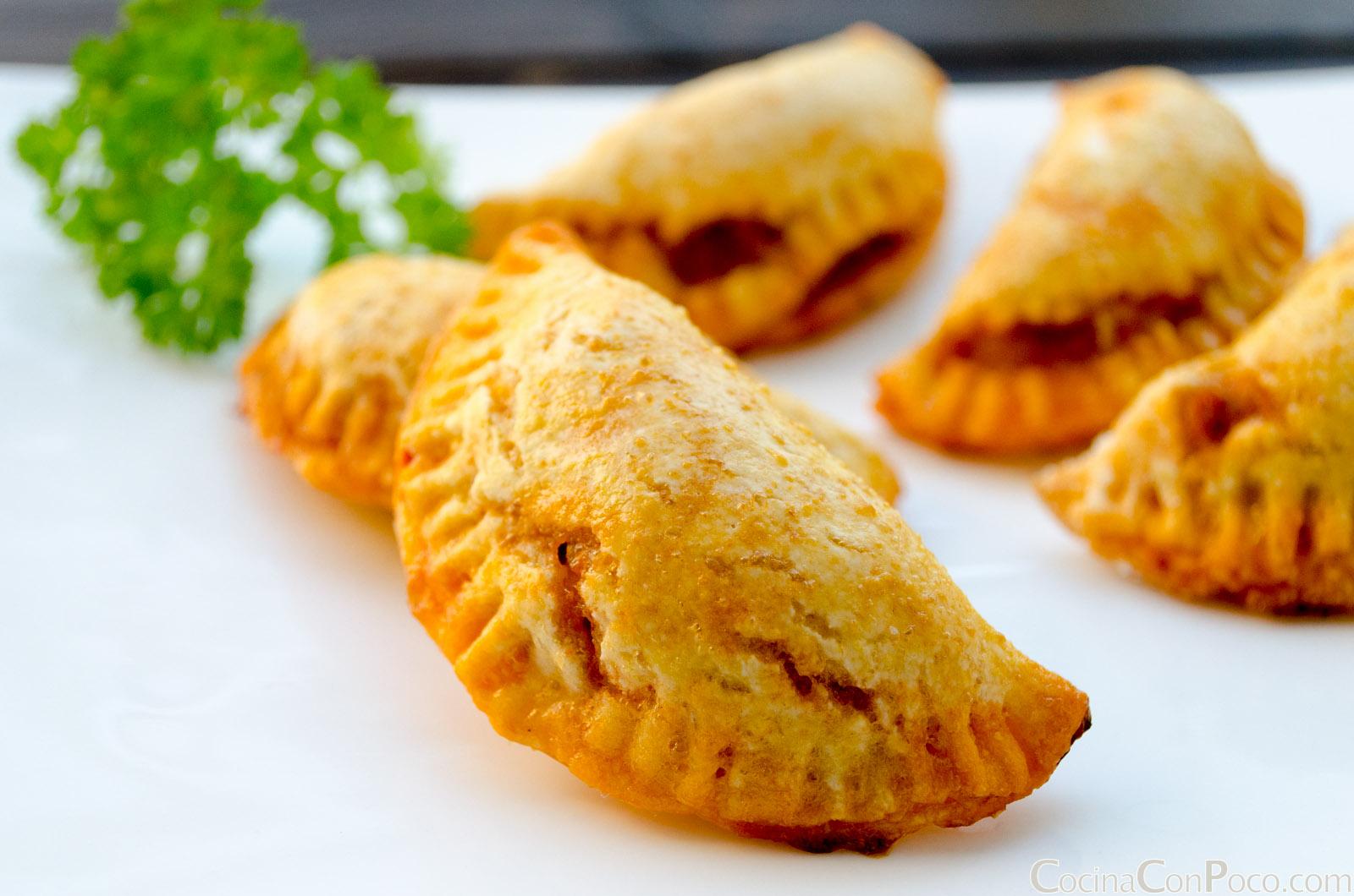 Empanadillas de atun y pisto al horno - Receta bogavante al horno ...