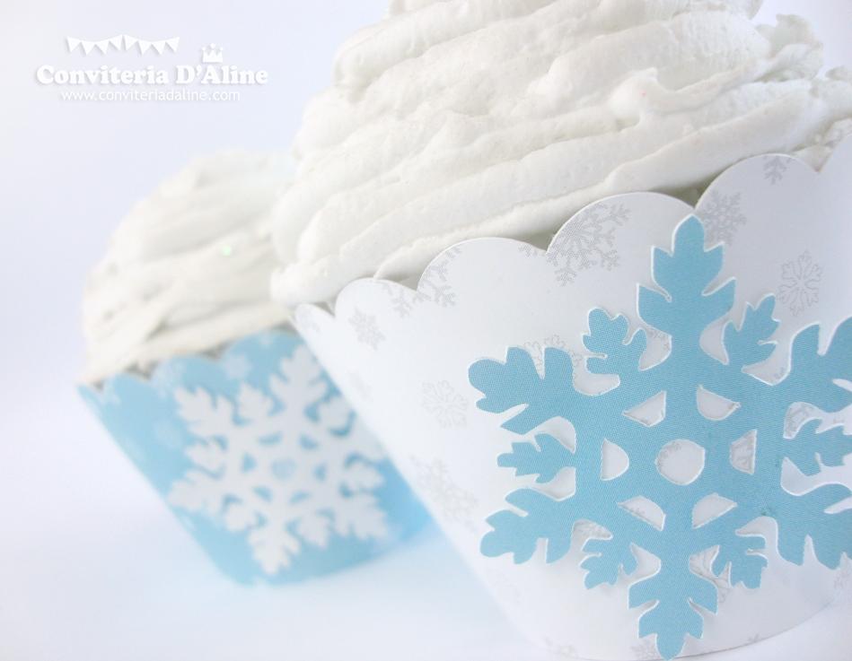 wrapper personalizado frozen