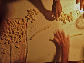 Gnocchi : avant la marmite !