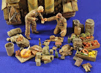 "Verlinden 1/35th scale 2776 ""Camping Grounds: Germany WWII Tankers."" Review…"