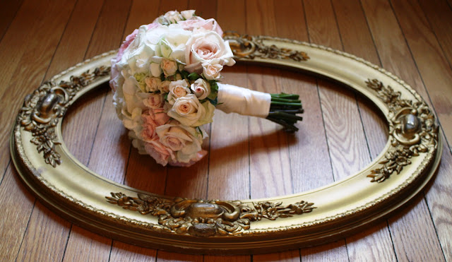 Saratoga Hall of Springs Bridesmaids Bouquet - Splendid Stems Event Florals