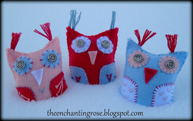 alt=&quot;Love Bird Owls&quot;