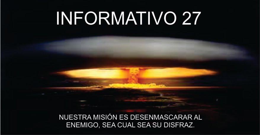 INFORMATIVO 27 Y