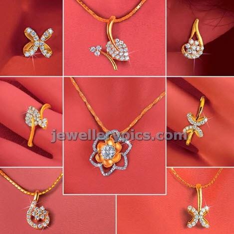 khazana diamond jewellery for dailywear