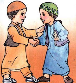 Beranda > Hobby > Koleksi Gambar Kartun Animasi Muslim