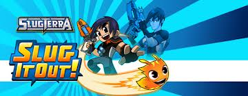 apple app store and tell us what you think http slugterra slig it out