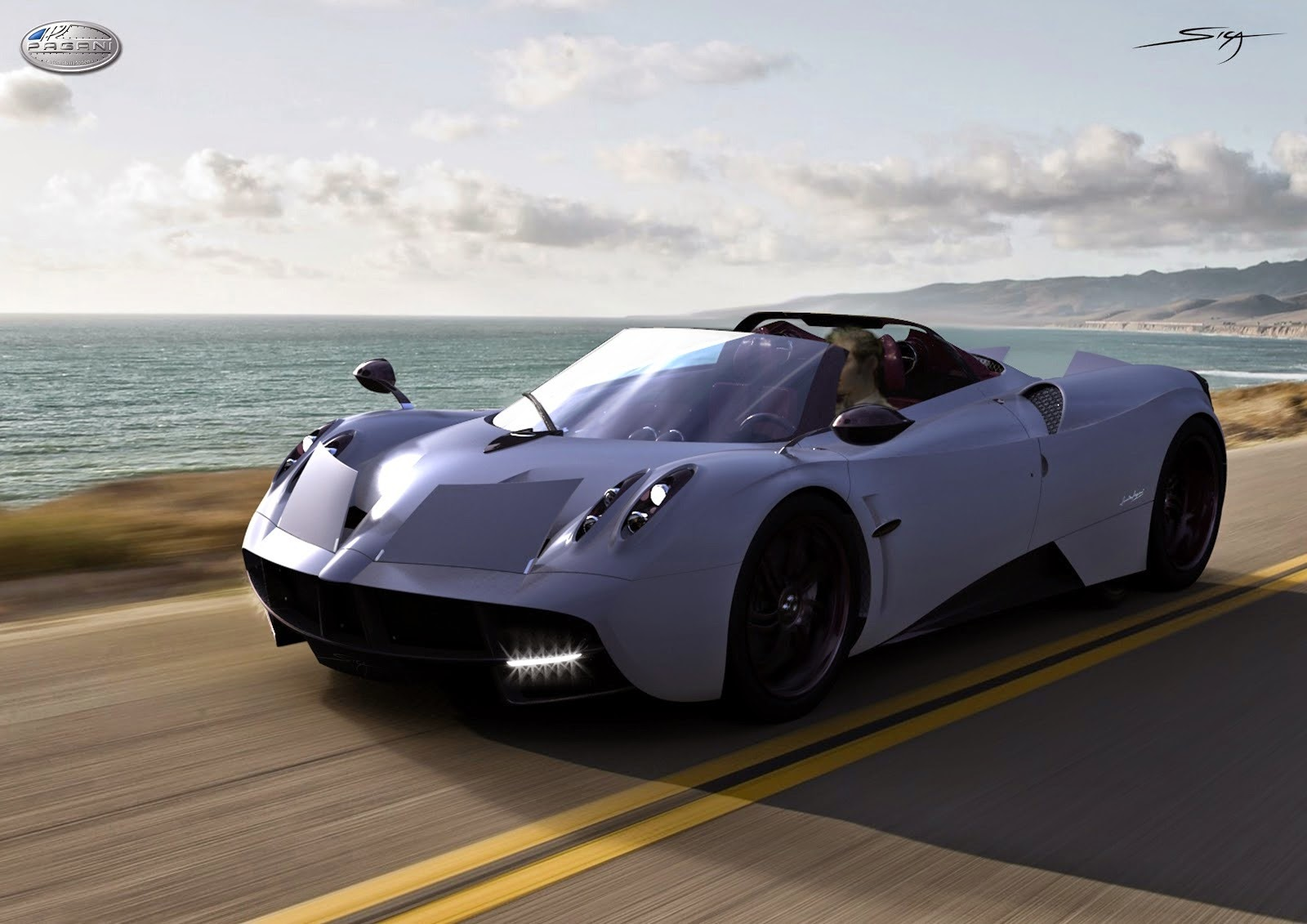 Pagani Huayra Roadster Slated To Debut Early 2016 At Geneva Motor Show Carscoops