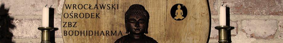"""Wrocławski Ośrodek Związku Buddystów Zen """"Bodhidharma"""""""