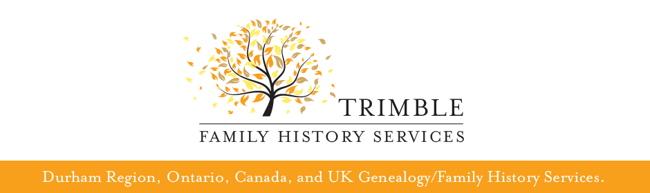 Trimble Family History Services