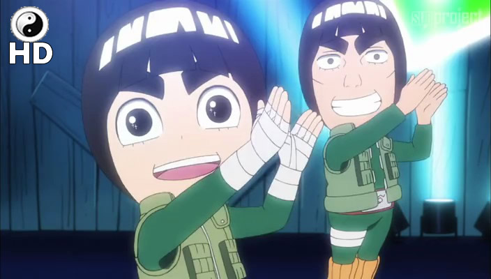 Naruto SD: Rock Lee Episódio 13 - Português