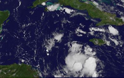 Tiefdruckgebiet in Karibik (potentiell HARVEY) zieht westwärts auf Honduras, Belize und Yucatán zu .... Haiti, Kuba und Jamaika außer Gefahr, 2011, aktuell, Atlantik, August, Honduras, Hurrikansaison 2011, Jamaika, Harvey, Karibik, Mexiko, Nicaragua, Belize, Sturmwarnung, Touristen, Yucatán,