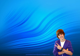 Wallpaper of Justin Bieber Teen Singer photo and wallpaper Justin Bieber saluting the fans in  classic Water Ripple desktop background