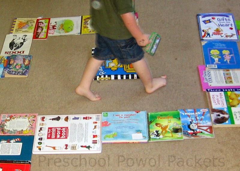 Life-Size Maze | Preschool Powol Packets