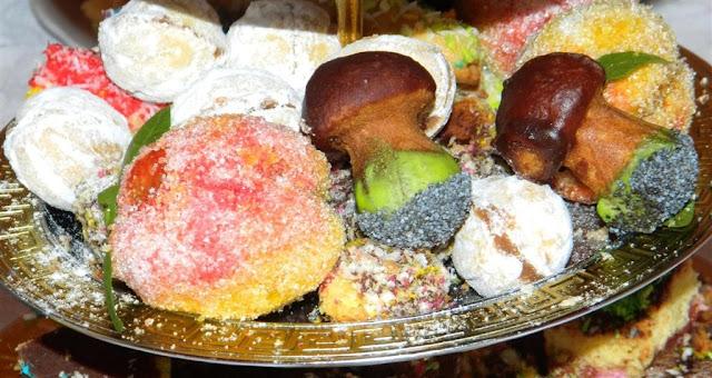 Весільні солодощі, Західна Україна