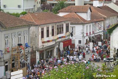 street in Santa Maria da Feira