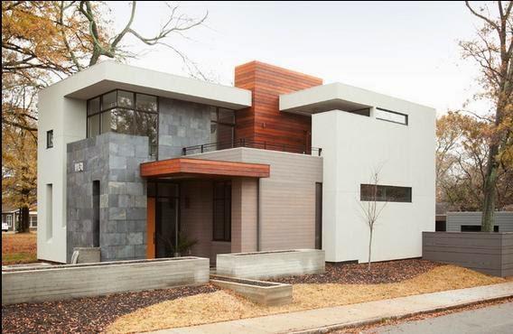 Fachadas de casas fachadas de casas vanguardistas - Fachadas arquitectura ...