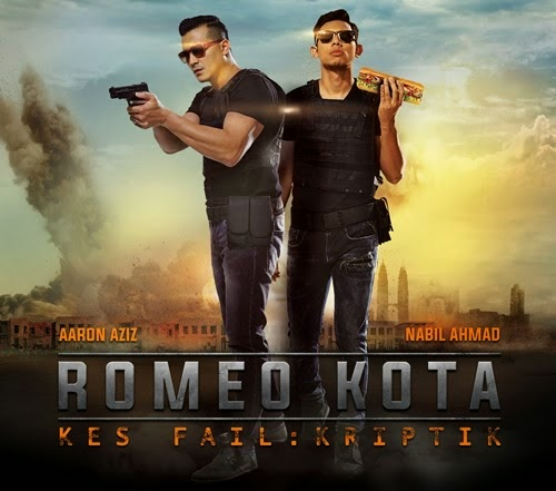 Romeo Kota - Kes Fail : Kriptik (2015), TV Online, TV Streaming, Anime, Sukan, Movie Terbaru, Video Tube