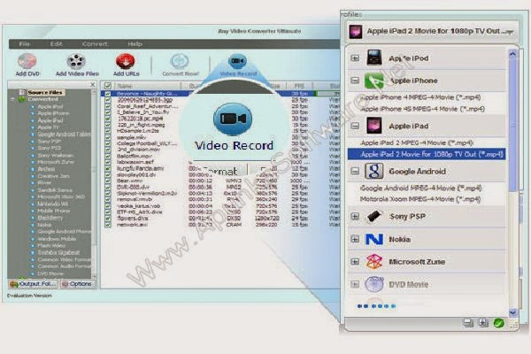 Any Video Converter Ultimate 5 5 1 Download Free Full