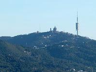 Aproximació al Tibidabo i a la Torre de Collserola