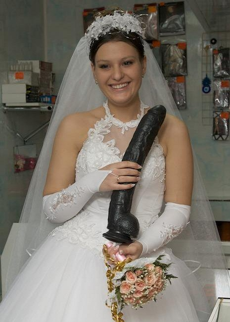 Regalo de bodas a novia. HUMOR GRAFICO
