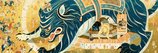 Victo Ngai illustration via Yellowmenace