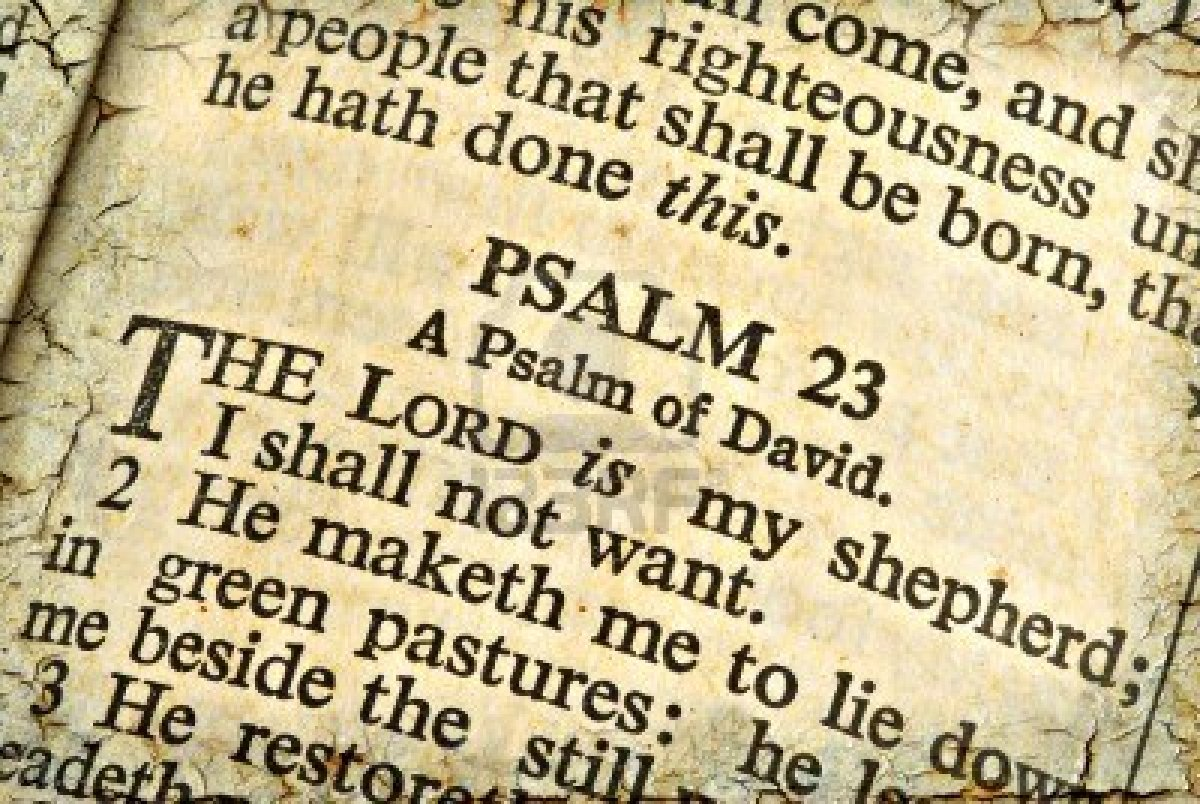 psalms 23 Psalm 23, 139 the lord is my shepherd ps 23:1 day 1 read psalm 23:1-3 the shepherd 1 what does each word at the beginning of psalm 23 indicate about david's relationship with.