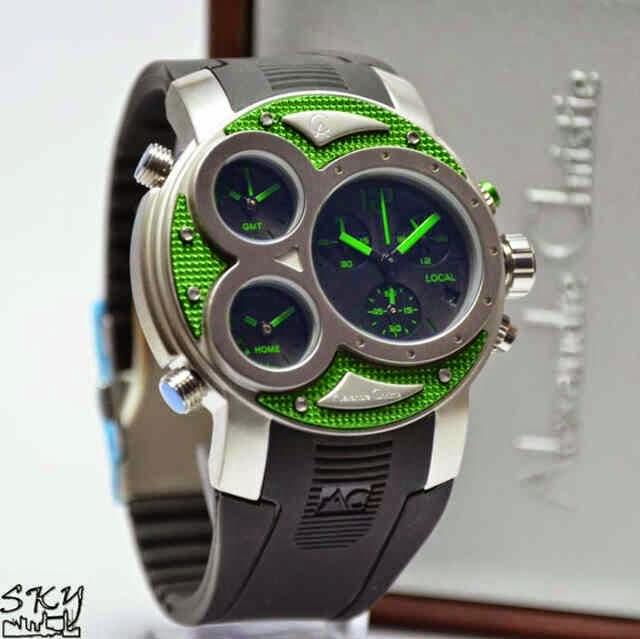 Alexandre Christie 6324 SS hijau