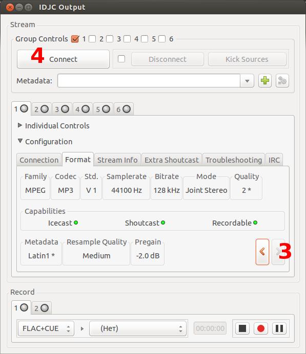 Java приложение для интернет радио beeline