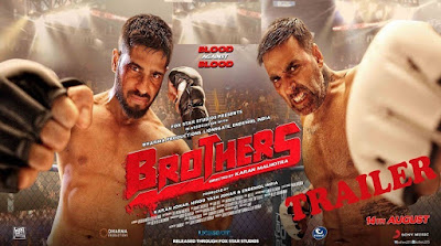 Brothers : Trailer