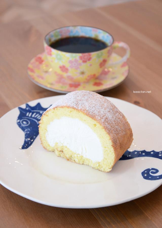 Milkyway - RM 9 per slice, RM30 per cake