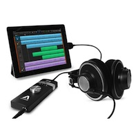 Interfaccia audio e microfono Apogee ONE per iPod touch, iPhone, iPad e Mac