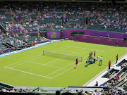 I would love to come back in the future to attend the Wimbledon tennis .