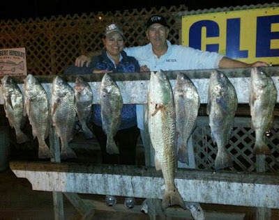 Ceaser and Lucy's fishing trip