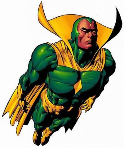 Paul Bettany To Play The Vision in THE AVENGERS: AGE OF ULTRON