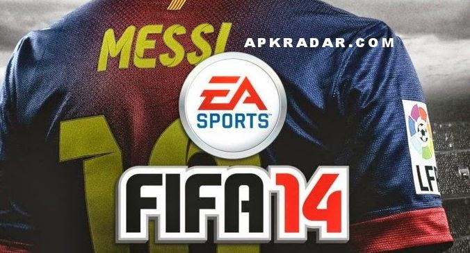 FIFA 14 by EA SPORTS FULL APK