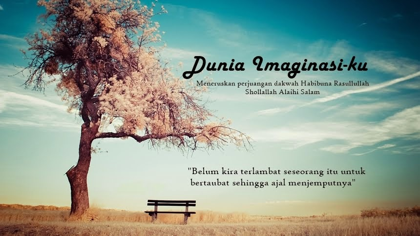 Dunia Imaginasi-ku