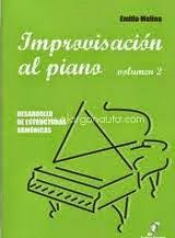 LIBROS PARA MEJORAR LA IMPROVISACIÓN AL PIANO.