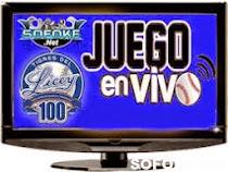 EN VIVO  EL JUEGO DEL LICEY