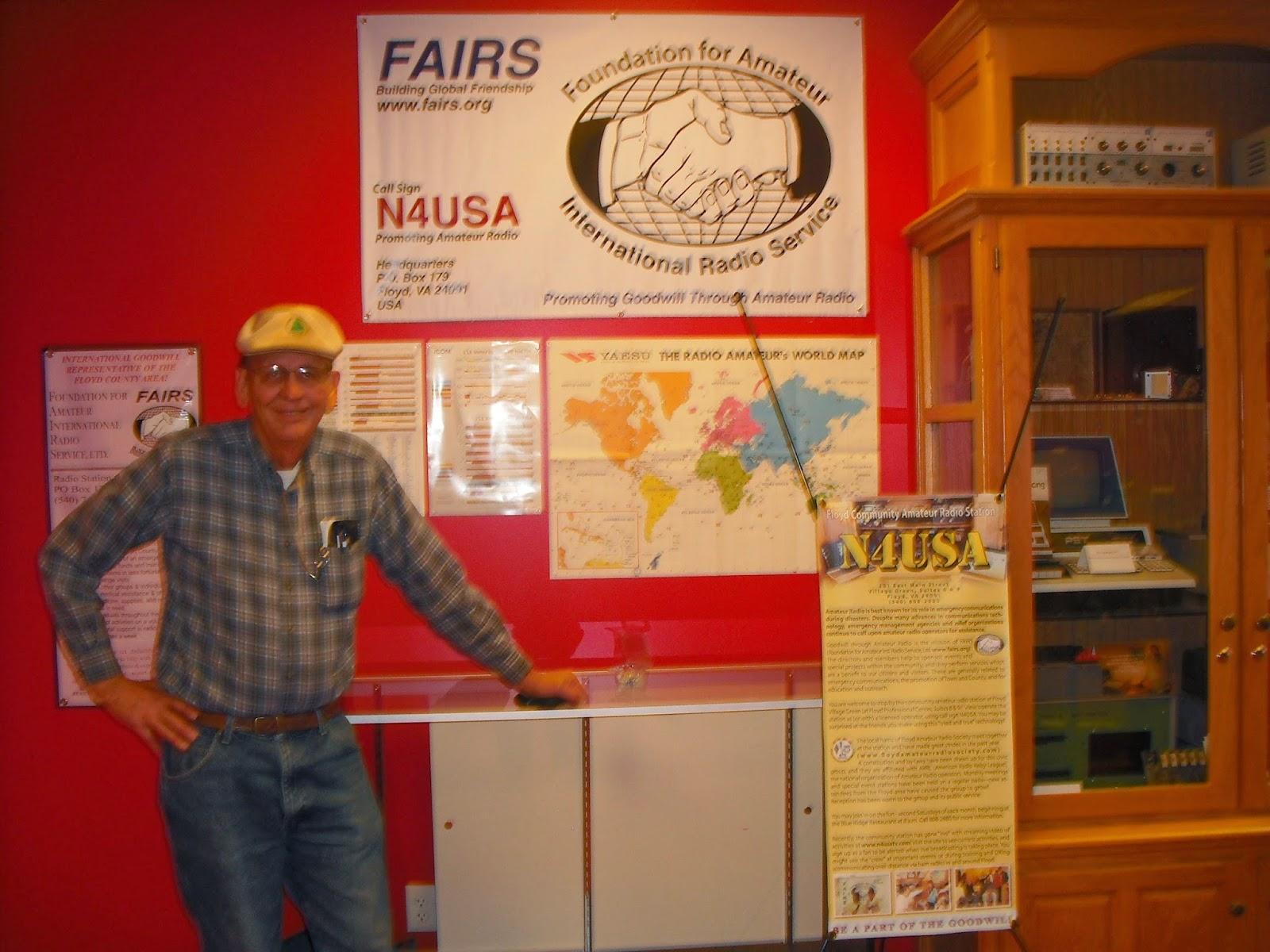 David Larsen Museum Curator