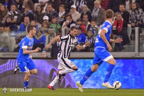 Video Full Match Juventus vs Empoli 2-0 Seria A TIM Matchday 29
