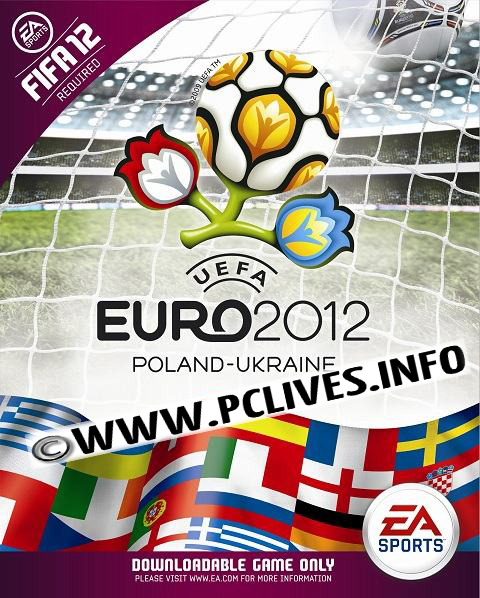 UEFA Euro 2012 cover download