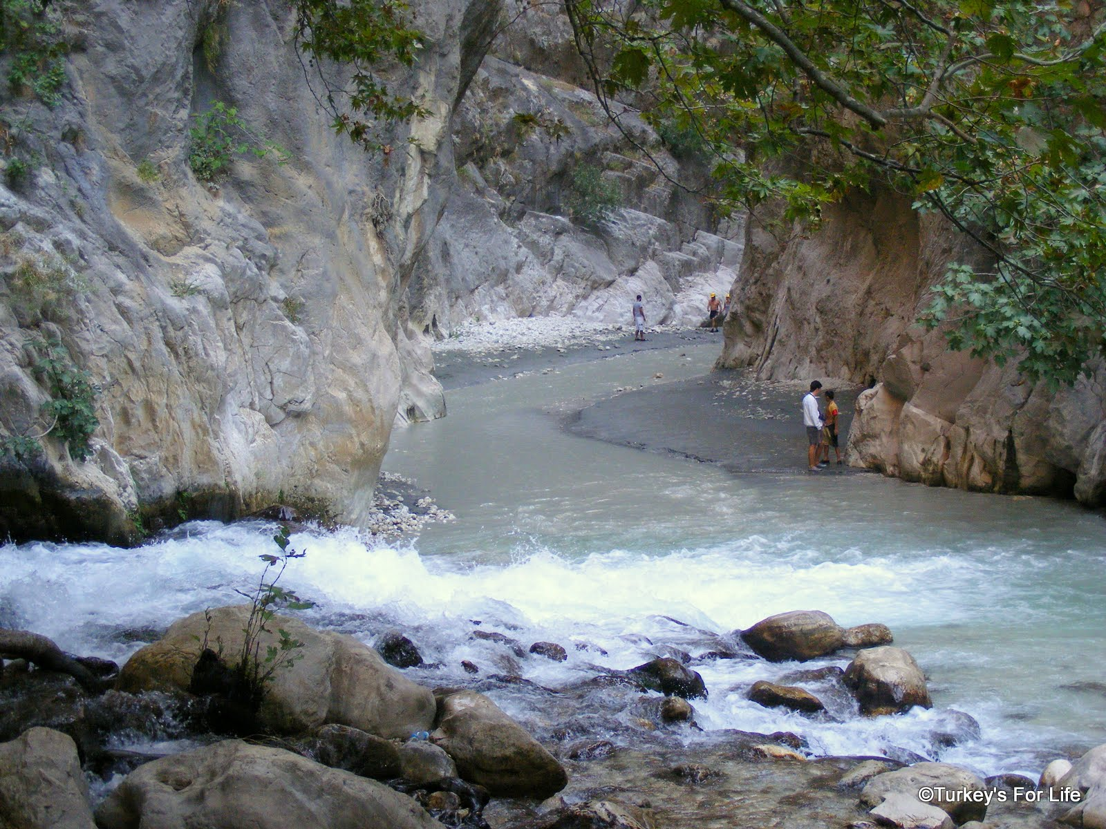 Saklıkent Gorge - A Fethiye Day Trip • Turkeys For Life