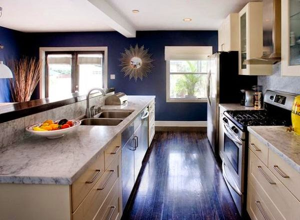 Gambar kitchen set minimalis terbaru