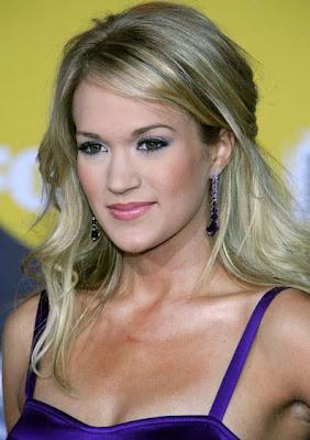 Carrie Underwood Gemstone Earrings