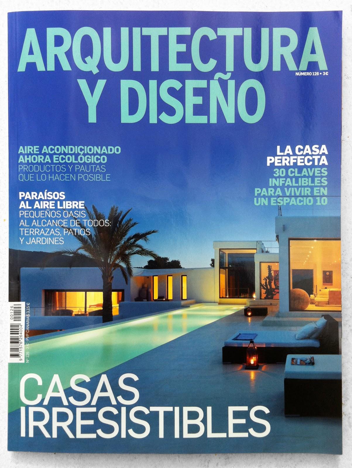 I aqui carnicero news el numero 126 de la revista arquitectura y dise o publica la casa 1 1 1 - Arquitectura y diseno ...