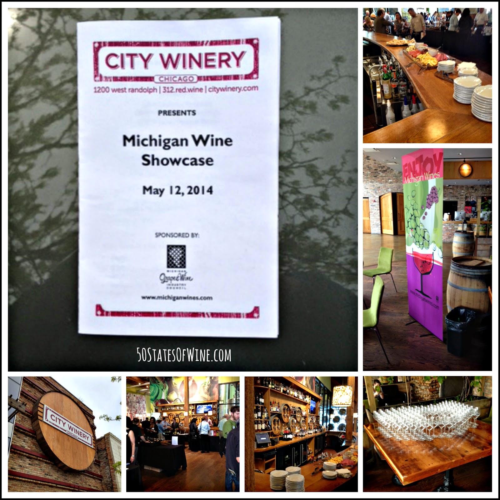 Michigan Wine Showcase