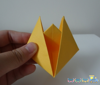 How To Fold A Paper Boat 8