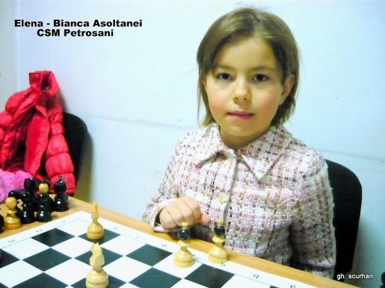 ASOLTANEI ELENA - BIANCA