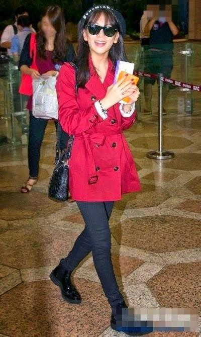 Model Baju Bandara Kara Jiyoung
